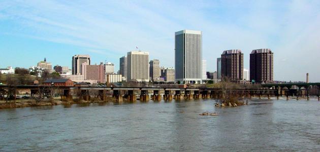 مدينة ريتشموند في فرجينيا