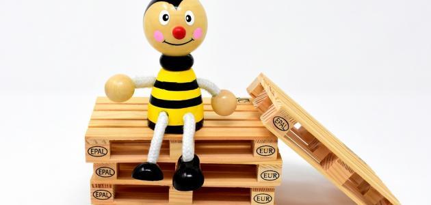 طريقة عمل النحلة