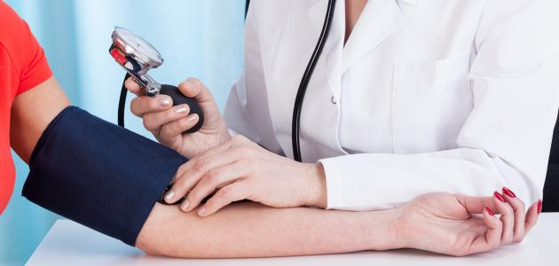 ضغط الدم عند النساء