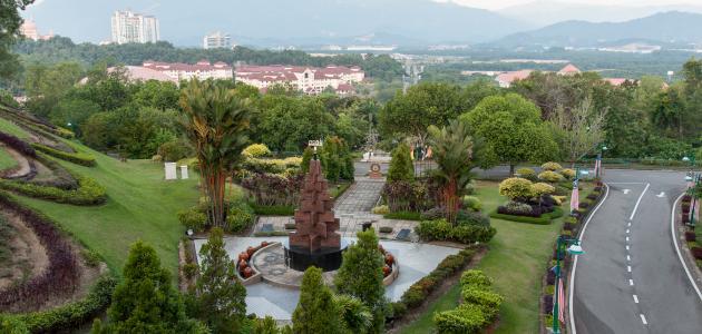 مدينة صباح الماليزية