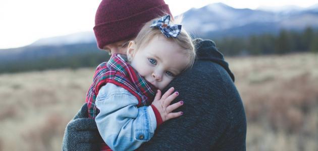 طريقة تربية الأطفال في سن السنة