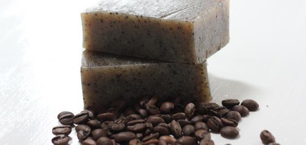 طريقة عمل صابونة القهوة والزنجبيل