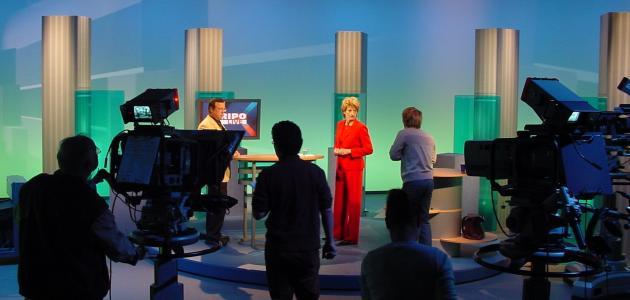 عناصر الإنتاج التلفزيوني