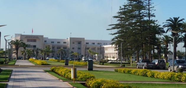 مدينة تلقب بمدينة الزهور