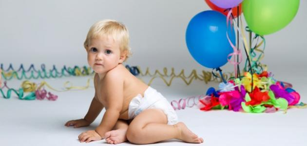 مراحل نمو الطفل في الشهر التاسع