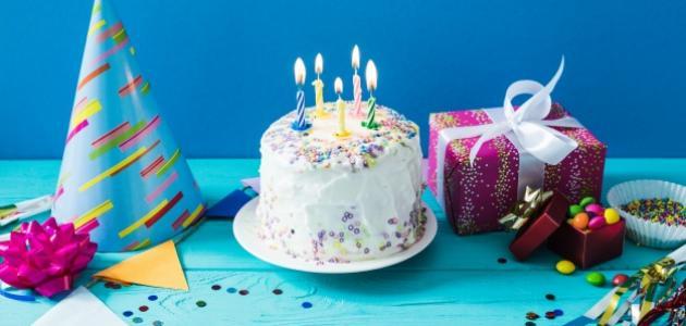 طريقة عمل كيكة عيد ميلاد للأولاد