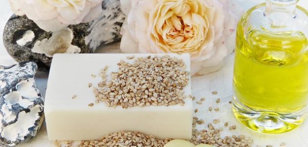 صنع صابون طبيعي للبشرة الجافة