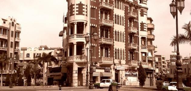 مدينة دمنهور قديماً