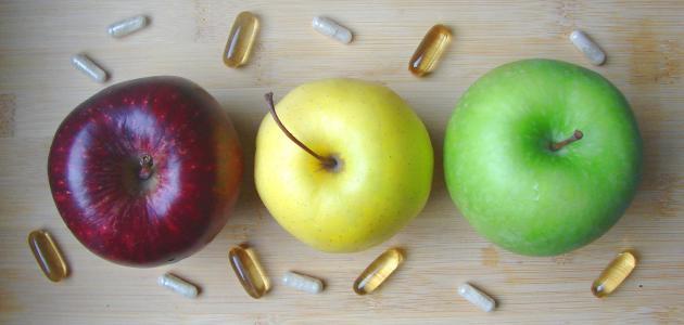 طريقة عمل مكمل غذائي طبيعي