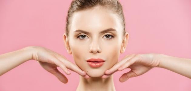 طريقة تسمين الوجه والجسم