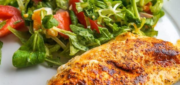 Modus operandi of chicken breast fillets