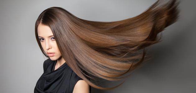 طريقة تكثيف الشعر وتنعيمه
