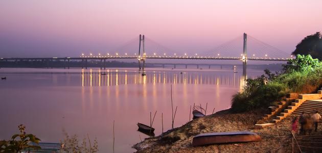مدينة الله أباد في الهند