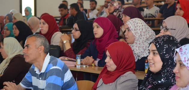 تعليم المرأة في العالم العربي