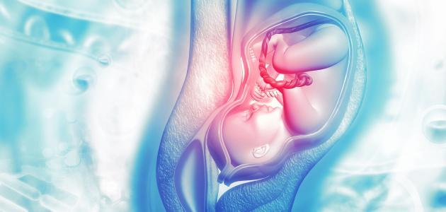 أعراض توسع عنق الرحم في الشهر التاسع