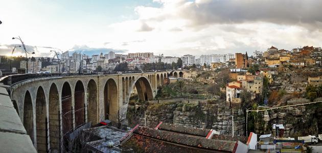 مدينة قسنطينة القديمة