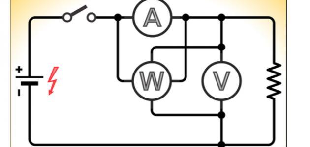 قوانين أساسية في الكهرباء