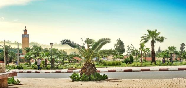مدينة خنيفرة المغربية