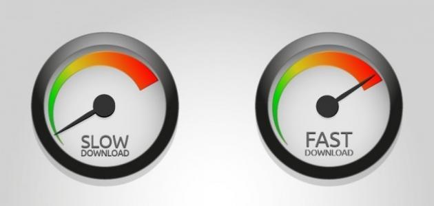 شرح كيفية معرفة سرعة الإنترنت