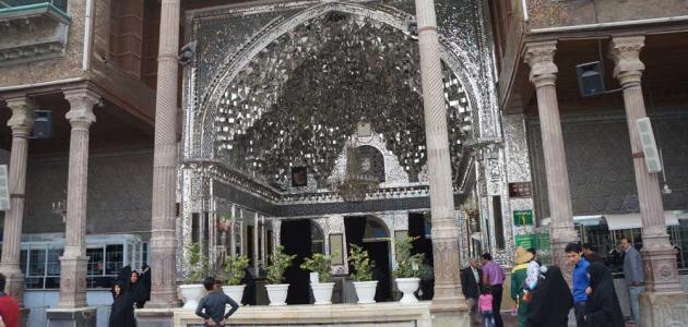 مدينة الري في إيران