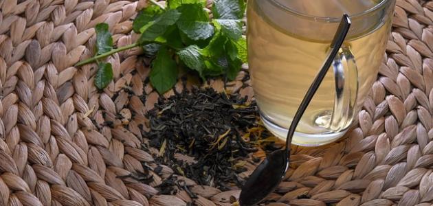 فوائد شرب الشاي الأخضر والزنجبيل
