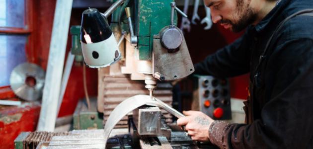 مراحل الإنتاج الصناعي