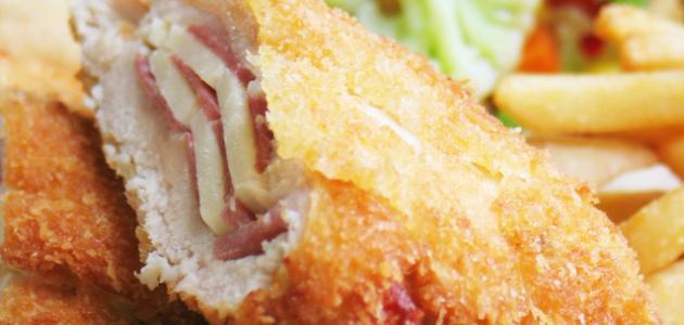 طريقة عمل صدور دجاج بالبقسماط