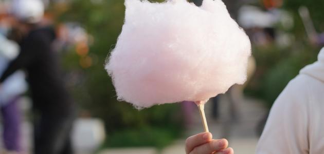طريقة عمل حلوى غزل البنات