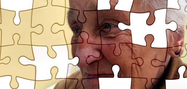 ضعف الذاكرة عند كبار السن