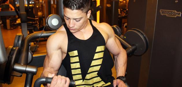 طرق تنمية القوة العضلية