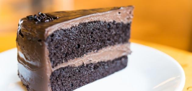طريقة عمل حلى شوكولاتة موضوع