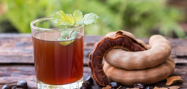 طريقة تحضير شراب التمر الهندي