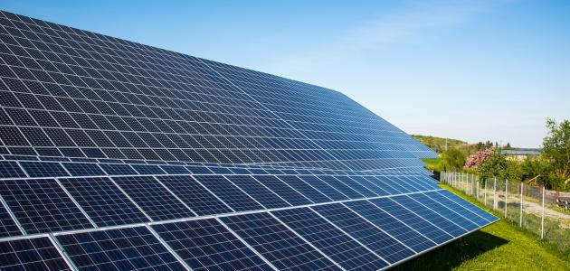 طريقة عمل خلية شمسية لتوليد الكهرباء