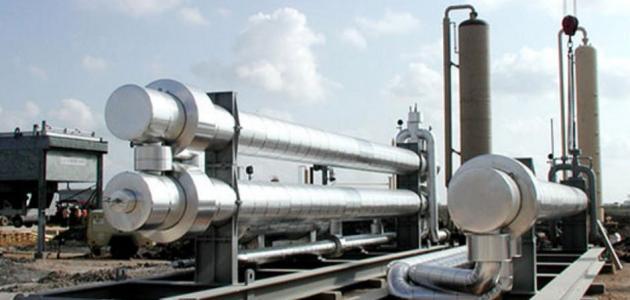 طرق فصل مكونات النفط عن بعضها البعض