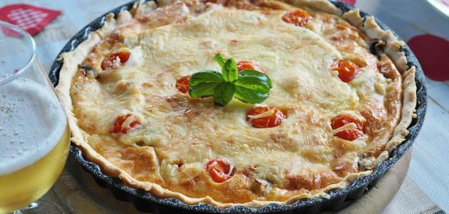 طريقة عمل بيتزا نابولي