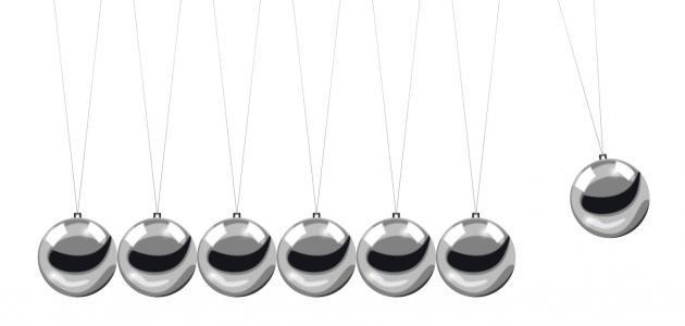 شرح قانون نيوتن الثالث للحركة