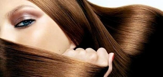 طريقة تجعل شعرك لامعاً براقاً