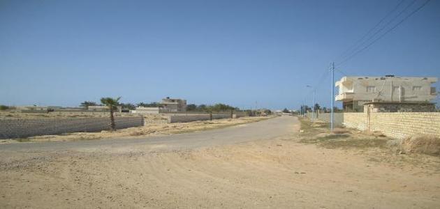 مدينة الحمام في محافظة مطروح