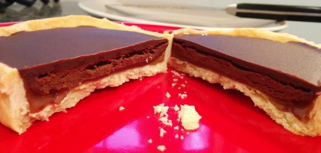 طريقة عمل تارت شوكولاتة