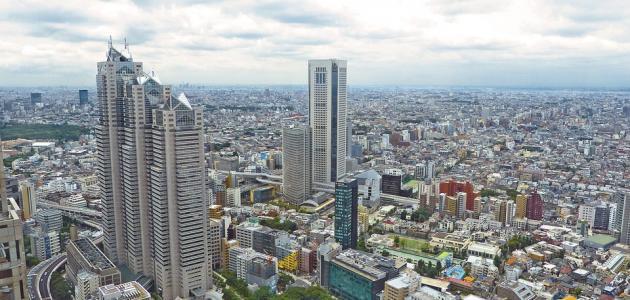 مظاهر التقدم في اليابان