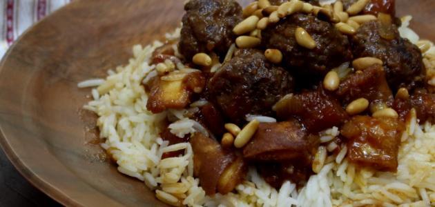 طريقة عمل وجبات رمضانية