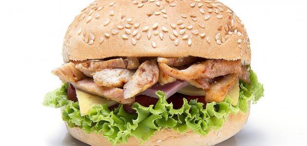 طريقة عمل سندويشات دجاج كودو