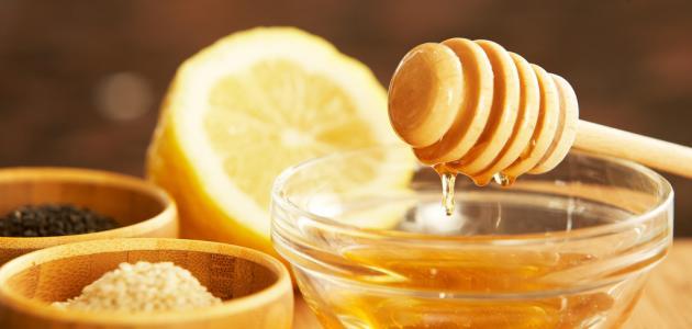 طريقة فرد الشعر بالعسل