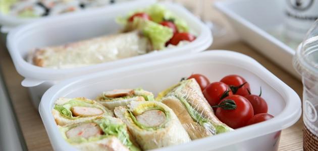طريقة عمل وجبات للرحلات