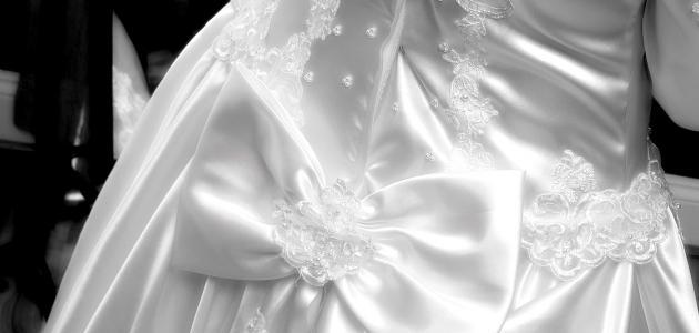 da63b4ca9 تفسير فستان الزفاف في الحلم - موضوع
