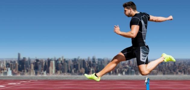 صفات الجسم الرياضي - موضوع