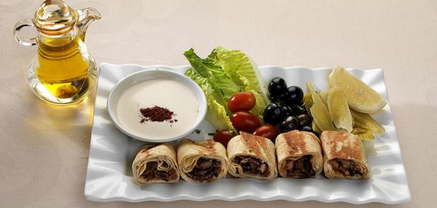 طريقة عمل شاورما الدجاج بالطريقة اللبنانية