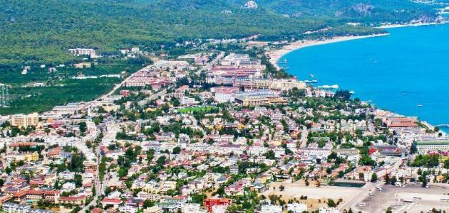 مدينة كيمر في تركيا