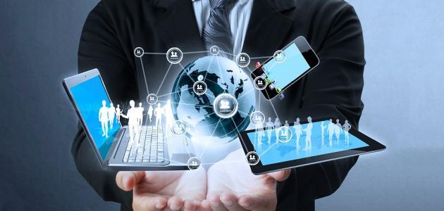 مفهوم تكنولوجيا الإعلام