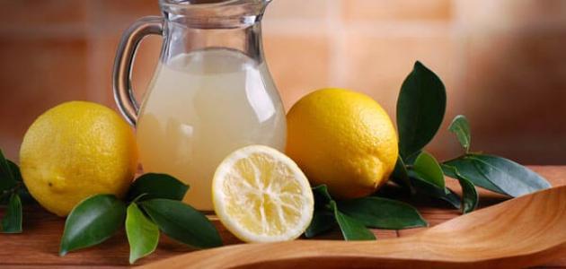 طريقة عمل وصفة الكمون والليمون